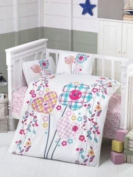 КПБ Tango Polletto PL1015-07 Ясли ранфорс в интернет-магазине Моя постель