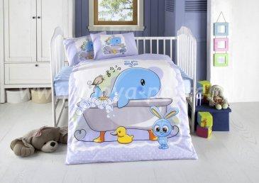 КПБ Tango Polletto PL1015-08 Ясли ранфорс в интернет-магазине Моя постель