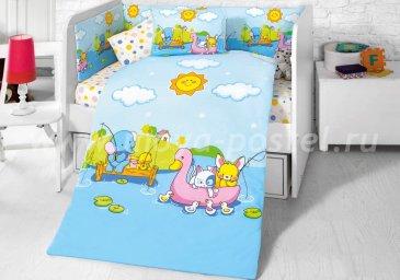 КПБ Tango Polletto PL1015-09 Ясли ранфорс в интернет-магазине Моя постель