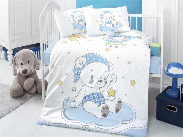 КПБ Tango Polletto PL1015-16 Ясли ранфорс в интернет-магазине Моя постель
