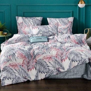 Комплект постельного белья Сатин Элитный на резинке CPLR025, семейный 180х200 в интернет-магазине Моя постель