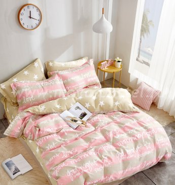 Постельное белье TPIG6-157 Twill евро 4 наволочки в интернет-магазине Моя постель