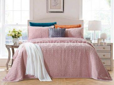 Покрывало Tango Emilia EM2426-05 , розовое - интернет-магазин Моя постель