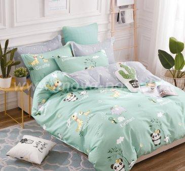 Twill 2 спальный 70*70 (диковинные звери) в интернет-магазине Моя постель