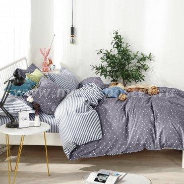 Постельное белье Twill TPIG4-666 (мелкие звезды) в интернет-магазине Моя постель