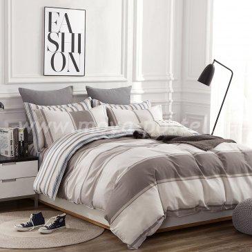 Twill 1,5 спальный (кофейные полоски) в интернет-магазине Моя постель