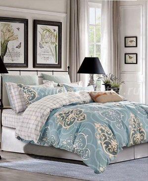 Постельное белье Twill TPIG6-437 евро 4 наволочки в интернет-магазине Моя постель