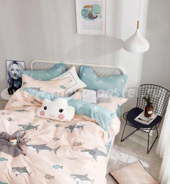 Постельное белье TPIG6-508 Twill евро 4 наволочки в интернет-магазине Моя постель