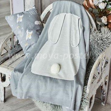 Плед детский KYA-825-90 Зайка в каталоге интернет-магазина Моя постель