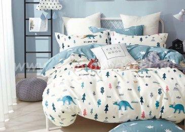 КПБ Dome сатин двуспальный (70*70) SDP 1877 М-415  в интернет-магазине Моя постель