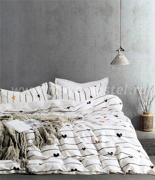 Постельное белье Twill TPIG5-741 семейное в интернет-магазине Моя постель