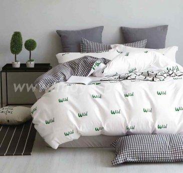 Комплект постельного белья Делюкс Сатин L160, полуторный наволочка 70х70 в интернет-магазине Моя постель