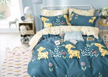 КПБ Dome сатин  (70*70) SDP 1877 М-438, двуспальный в интернет-магазине Моя постель