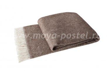 """Плед """"Монреаль"""", 140х200, коричневый рап.5 в каталоге интернет-магазина Моя постель"""