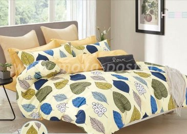 КПБ Dome сатин пигмент 2 (50*70) SDP 1857 М-343, двуспальный в интернет-магазине Моя постель