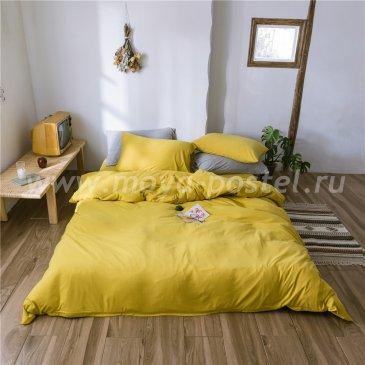 КПБ Tango TR03-15 Трикотаж Евро однотонный  в интернет-магазине Моя постель