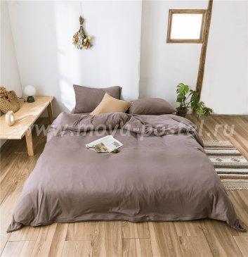 КПБ Tango TR03-20 Трикотаж Евро однотонный в интернет-магазине Моя постель