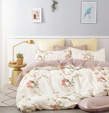 Постельное белье Twill TPIG6-685 евро 4 наволочки в интернет-магазине Моя постель
