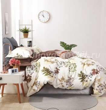 Постельное белье TPIG6-782 Twill евро 4 наволочки в интернет-магазине Моя постель