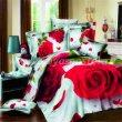 Постельное белье 3D D098 (2 спальное) в интернет-магазине Моя постель