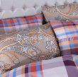 Полуторное постельное белье из сатина C268 (50*70) в интернет-магазине Моя постель - Фото 3