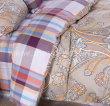 Полуторное постельное белье из сатина C268 (50*70) в интернет-магазине Моя постель - Фото 4