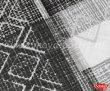 Серое постельное белье из поплина «DEBORA» в клетку, евро в интернет-магазине Моя постель - Фото 4