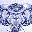Постельное белье Этель ETR-690-2 Слон в интернет-магазине Моя постель - Фото 3