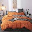 """Постельное белье Orange Stripe коллекция """"Design"""", евро наволочки 70х70 в интернет-магазине Моя постель - Фото 2"""