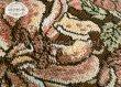 Коричневое покрывало на кровать Art Nouveau Lily, гобелен (260х270 см) - интернет-магазин Моя постель - Фото 5