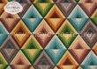 Покрывало на кровать Kaleidoscope (220х220 см) - интернет-магазин Моя постель - Фото 4