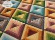 Покрывало на кровать Kaleidoscope (220х220 см) - интернет-магазин Моя постель - Фото 5
