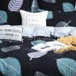 Комплект постельного белья Делюкс Сатин L174 евро размер в интернет-магазине Моя постель - Фото 3
