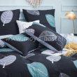 Комплект постельного белья Делюкс Сатин L174 евро размер в интернет-магазине Моя постель - Фото 4